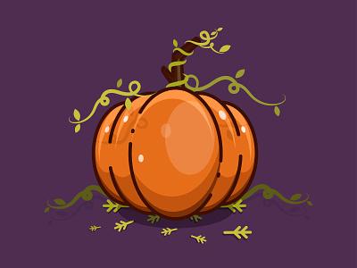 Pumpkin halloween design halloween pumpkin illustrator illustration art illustration vector design