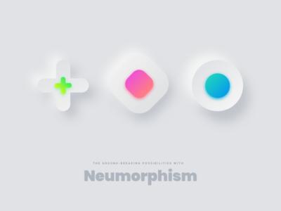 Neumorphism-Something Different animation creative ui branding website prototype interaction ui design skeuomorphism neumorphism
