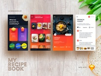 My Recipe Book | Free Mobile App Download