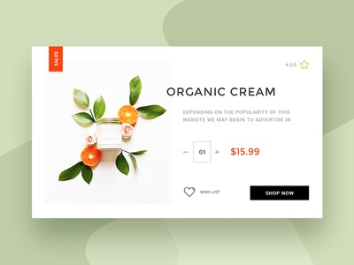 Shopping-UI Component