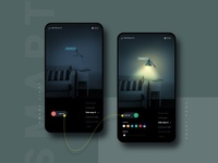 Smart Light Switch On/Off #DailyUI 15