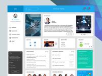 Intranet Portal Design