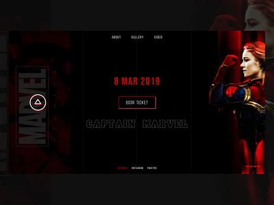 Mdex V1 photoshop art photoshop веб дизайн сайт site marvel comics webdesig ui ux