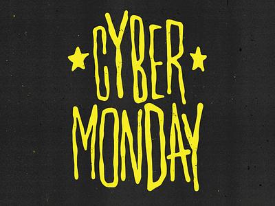Cyber Monday 50% Off Sale black friday sale sale black friday alternate glyphs villain natural typography branding vector design punk logo procreate fontself fonts hand written organic font cyber monday