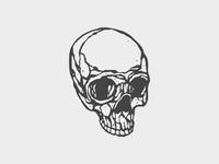 First iPad Skull