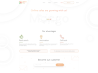 Mango site / Chat service