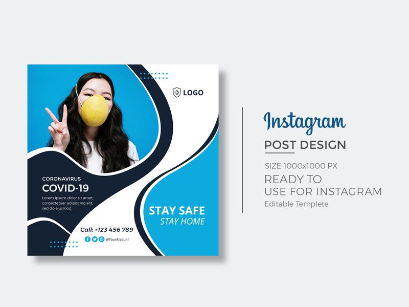Post design mockup