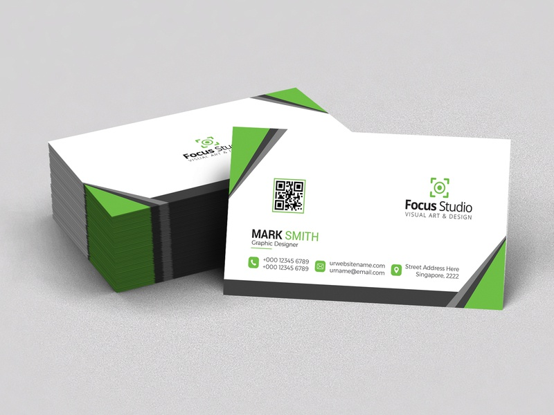 Business Card colorful 2019 visiting card card businesscard blue biz card business card print design business branding design clean design professional crative professional design graphic design branding awesome corporate