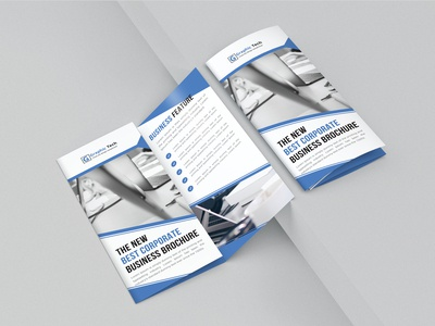 Fri Fold Brochure Design