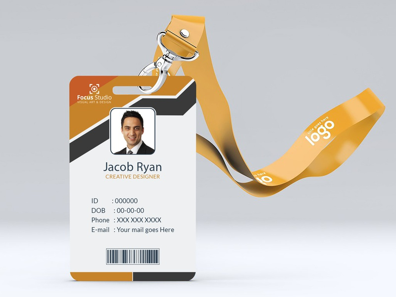 ID Card Design ideas identity design student id id card design id card id print design business branding design clean professional design professional design crative graphic design branding awesome corporate