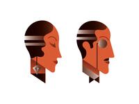 Art Deco pictogram