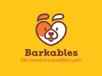 Barkables. Logo