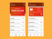 GTbank App Rebranding 2