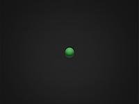 Green remote button