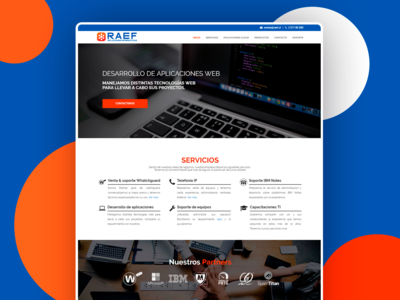Site Web RAEF