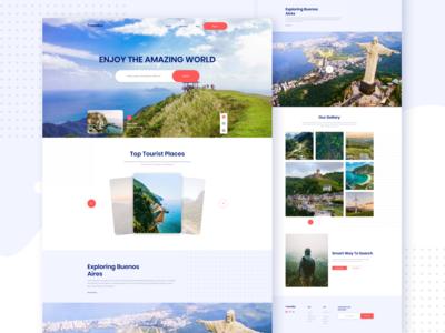Travelbo Website