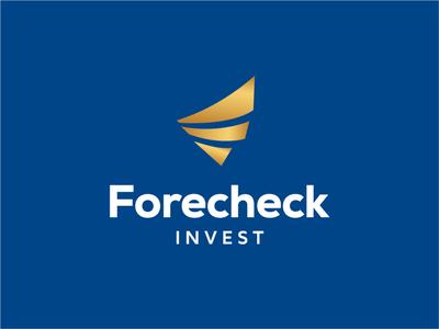 Forecheck Invest logo design