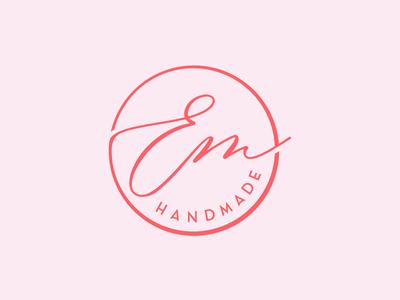 Em Handmade logo