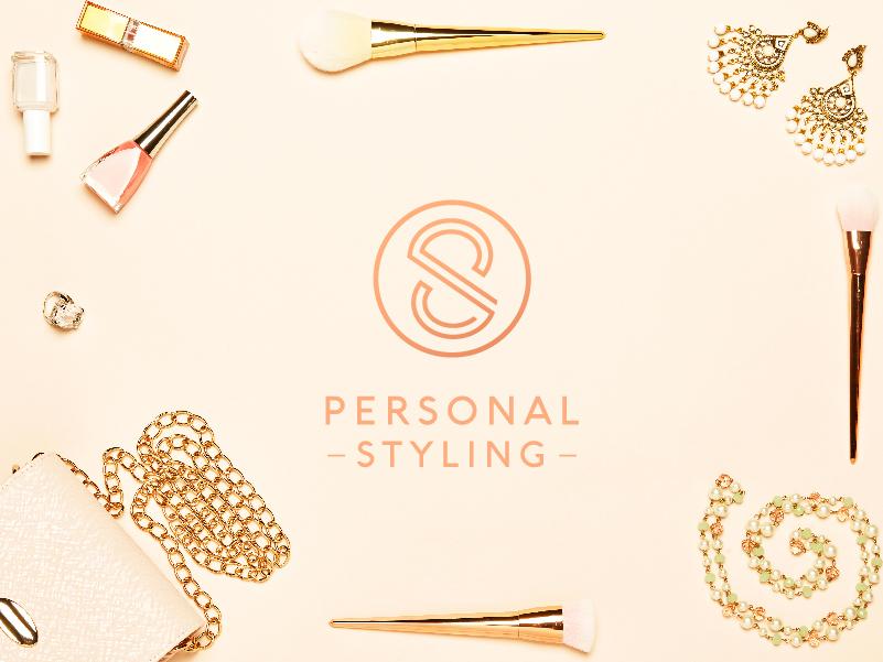 Personal Styling logo luxury elegance elegant branding icon creative design logo