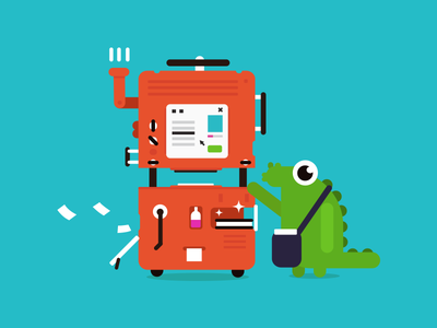 Mr. Dinosaur for Hell'o Baby hell hello baby album app