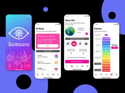 Mobile App Samsar