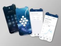 IOS App for Mining Hotel