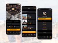 Concept of Mobile App
