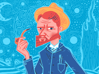 Van Gogh (snippet)