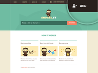 shorte.st / homepage