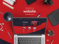 Textra website