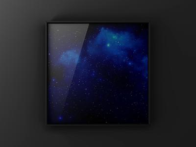 Galaxy frame