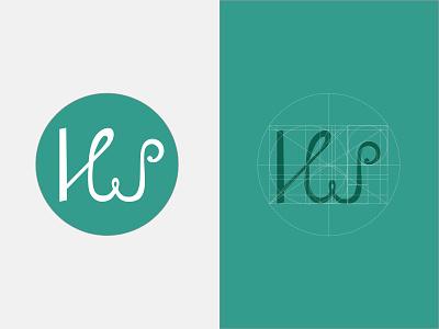 Symbol structure studies geometric fibonacci logo