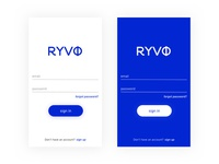 Daily UI challenge #001 — Sign Up