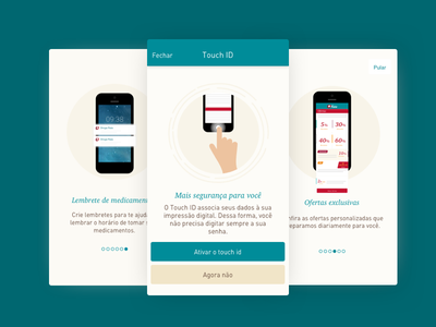 Droga Raia - Tutorial ui tutorial pharmacy mobile raia droga app