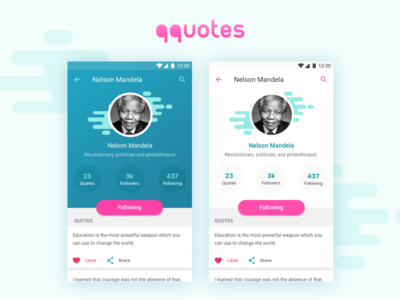 Daily UI challenge #010 — Social Share