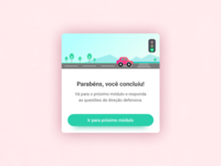 Daily UI challenge #011 — Flash Message (Sucess)