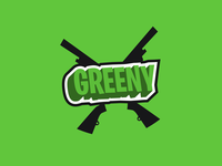 Logo design for Greeny