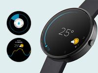 (Anrdoid) Wear OS - Watch Face