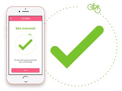 City Ride maps product design watch os watch app geolocalisation bike ride ui ux