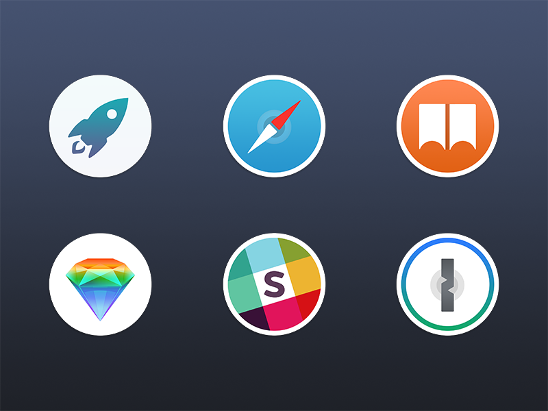 Free mac replacement icons by simeon kachikwu dribbble pres 2x thecheapjerseys Images