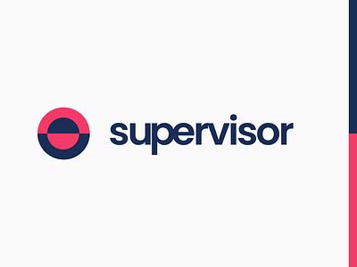 Supervisor website webdesign ux supervisor branding design branding uidesign logodesign ui logo