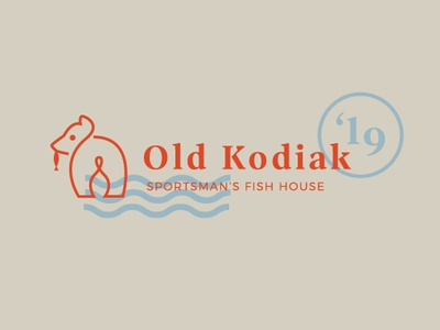 Fishing Lodge logo