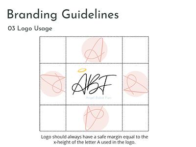 Logo Usage - Branding Guidelines website branding minimal logo design