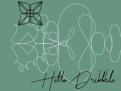 Helllo Dribbble