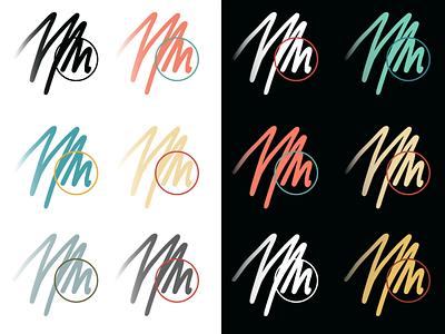 Personal Logo Redesign branding design minimal vector logo