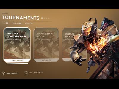Destiny Esport Tournament