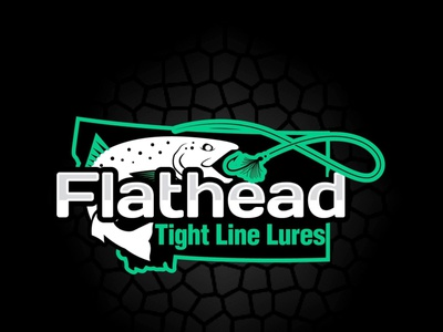 Flathead Logo Design logotype design logodesign logo branding business logo logo design