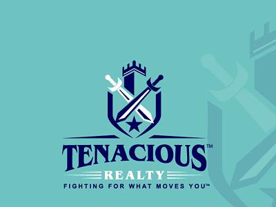 Tenacious Logo Design logos logotype logo design design logodesign logo business logo