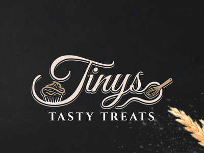 Tinys Logo Design logo design logotype design business logo logodesign logo