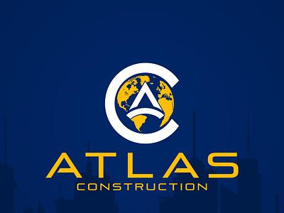 Atlas Logo Design logo design business logo branding logodesign logo